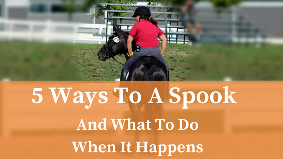 5 Ways to A Spook - And What To Do When It Happens